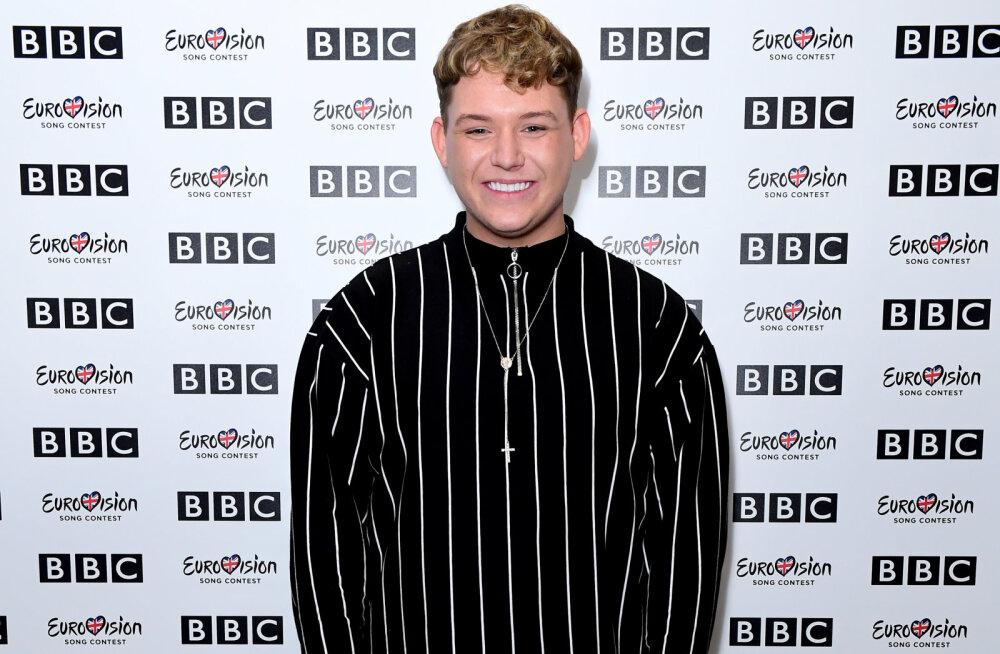 VIDEO | Britid on otsustanud! Eurovisionil esindab neid Michael Rice!
