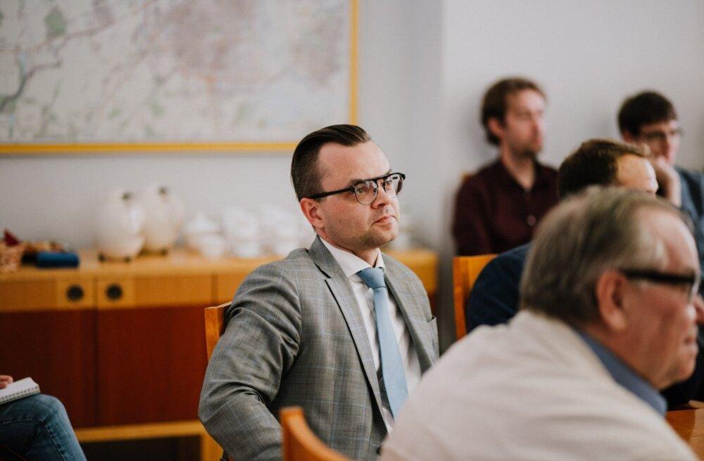 TÜ raamatukogu direktori kohalt sule sappa saanud Martin Hallik: vallandamine tuli mulle üllatusena! Analüüsin olukorda juristiga