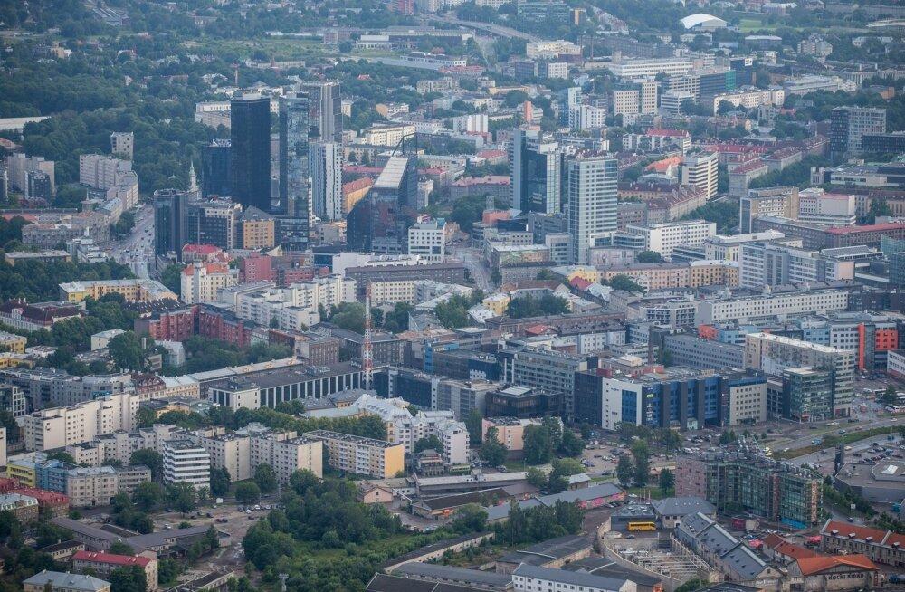 Tallinn ei olegi kinnisvarapealinn?