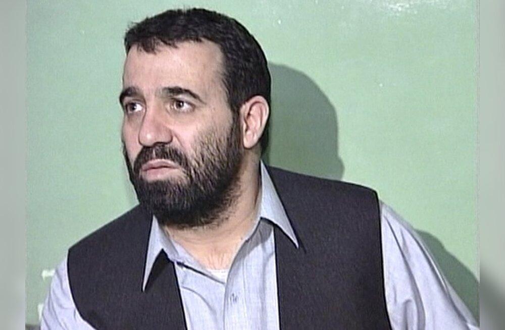 Taliban võttis vastutuse Karzai venna tapmise eest