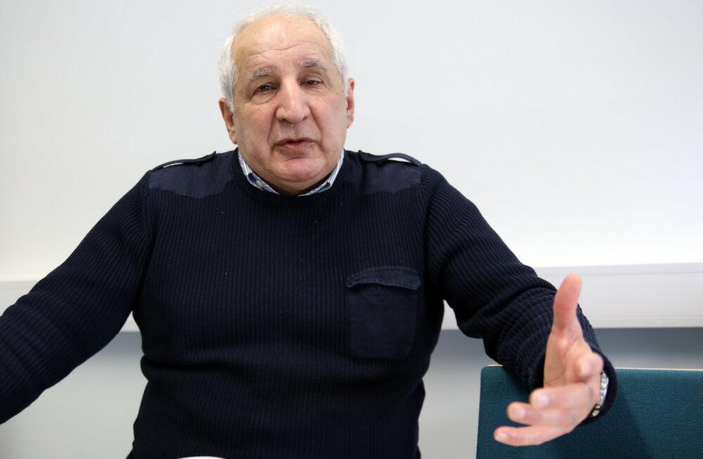 Грузинский профессор медицины об Эстонии: вертолет за пациентом в Грузии был бы роскошью