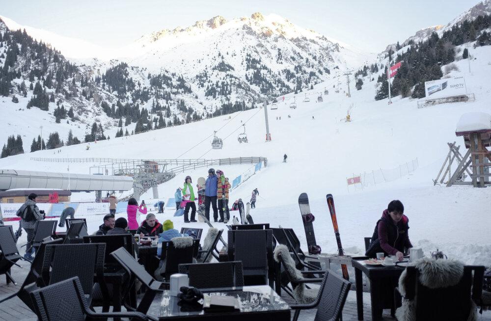 PARIM HIND   Otsid suusareisi või mägimatka talveperioodiks? Kasahstanis on odavam kui Austrias!