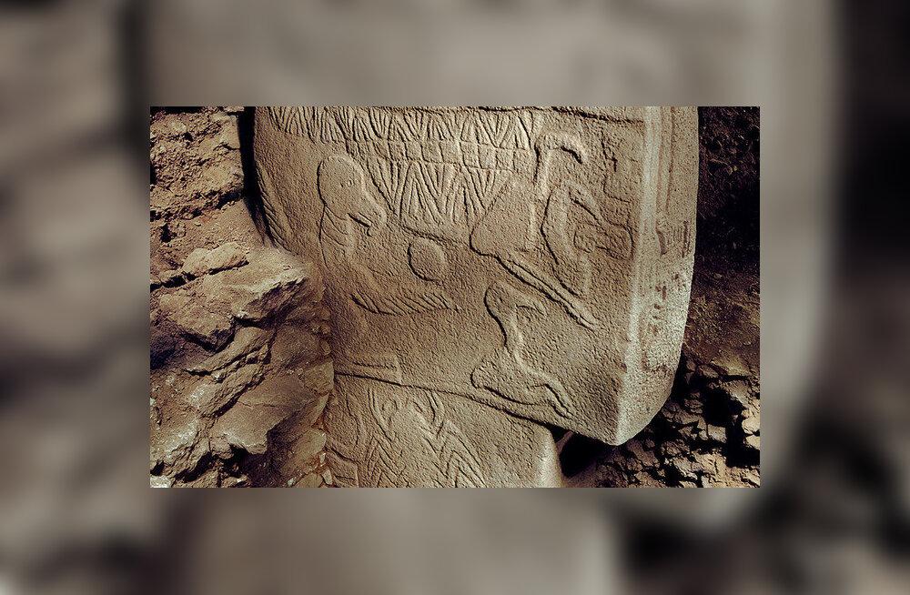 Göbekli Tepe: maailma üks vanimaid templeid peitis kolbakultuse jälgi