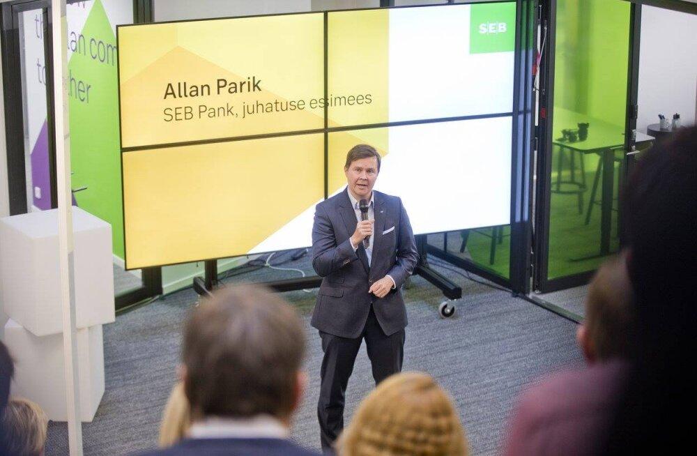 SEB открыл Центр инноваций для предприятий