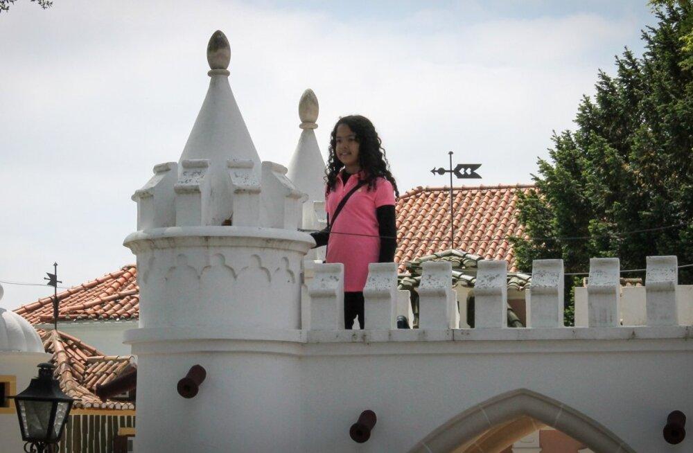 Maaleht Portugalis - Coimbra Mini - Portugal, Portugal dos Pequenitos ehk Laste Portugal, arhitektuuripark