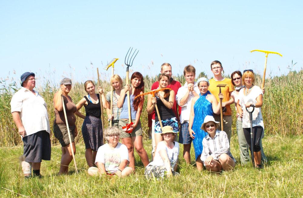 Eestimaa Looduse Fond kutsub sumiseval talgusuvel osalema