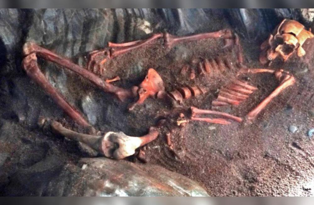 Kriminalistid andsid 1400 aastat tagasi jõhkralt mõrvatud mehele näo tagasi