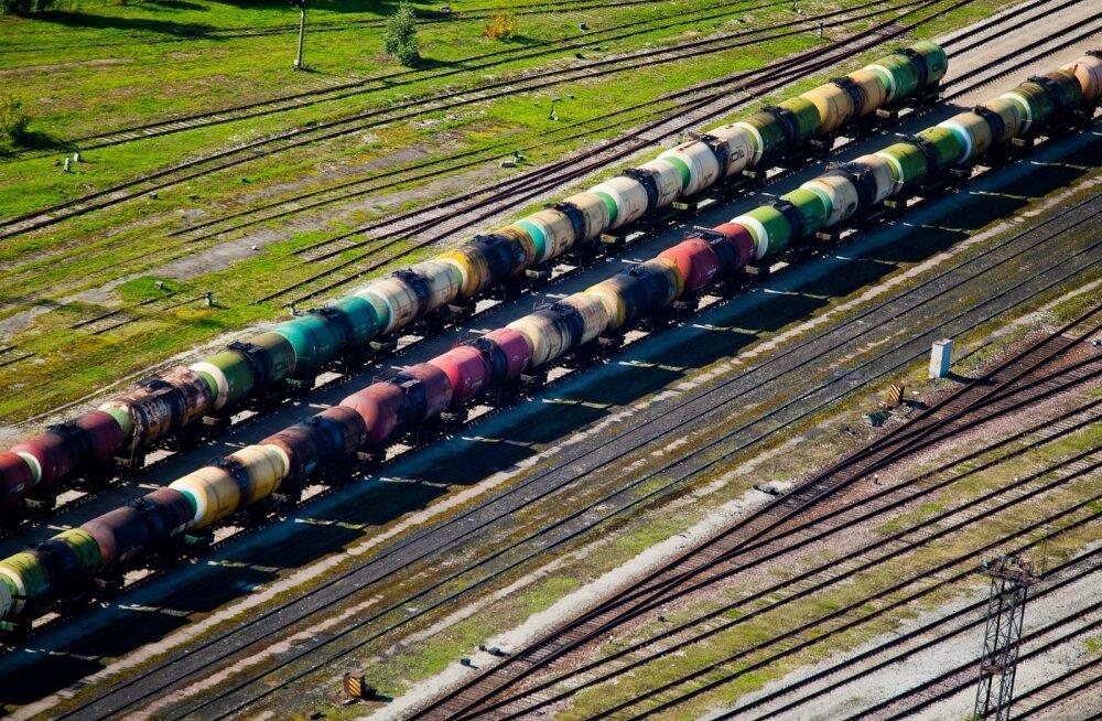 EVR Cargo kaubamaht oli oktoobris nelja kuu suurim, kuid möödunud aastast jätkuvalt kehvem