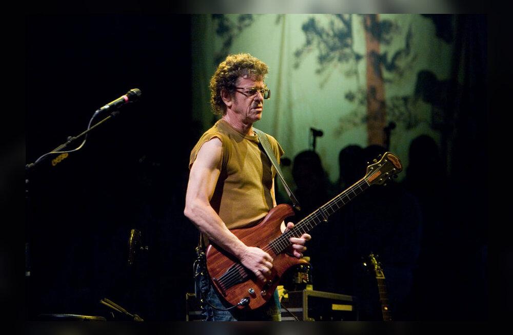 Lou Reed – mees, keda rokkmuusika ootas