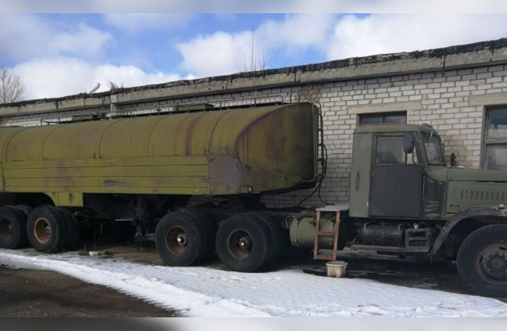 KrAZ-257 ehk Suur Koll