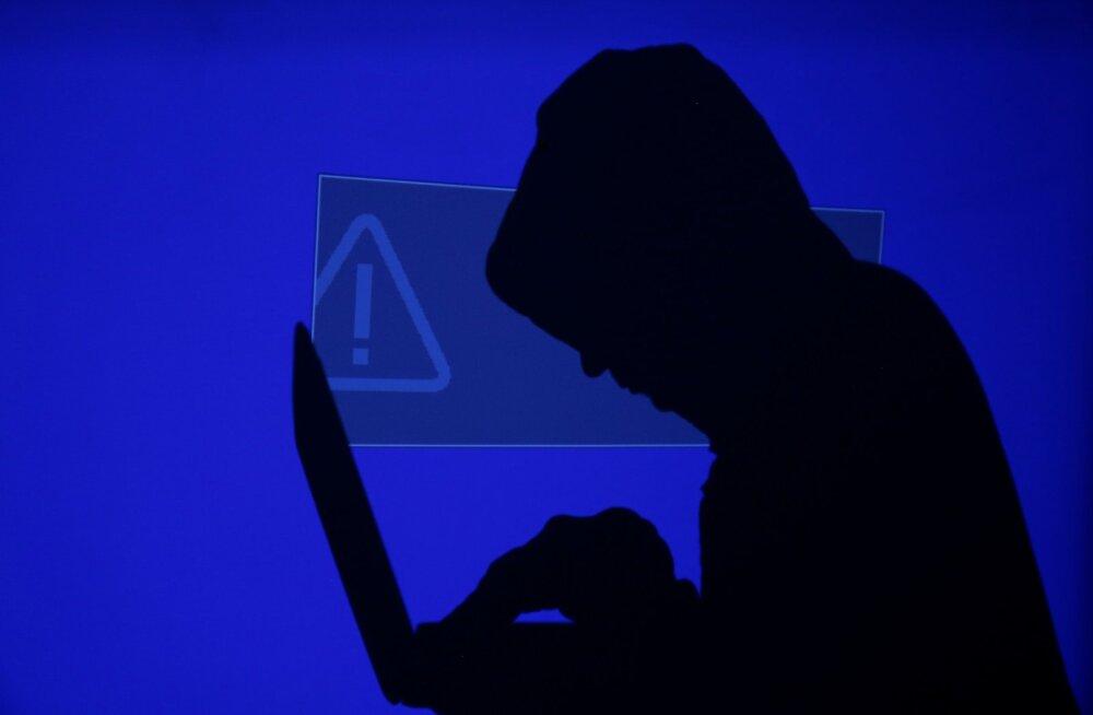 Äripäeva veebileht kaevandas külastajate arvutitega krüptoraha