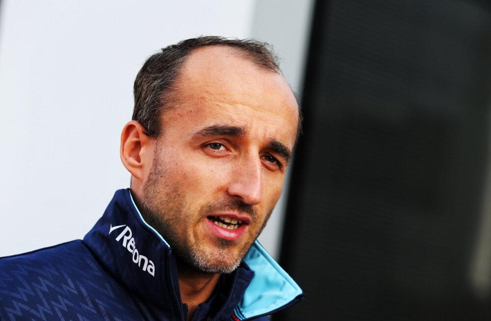 Vormel-1 sarja naasev Robert Kubica: minu elu tähtsaim päev oli siis, kui mõistsin, et suudan taas F1-s sõita