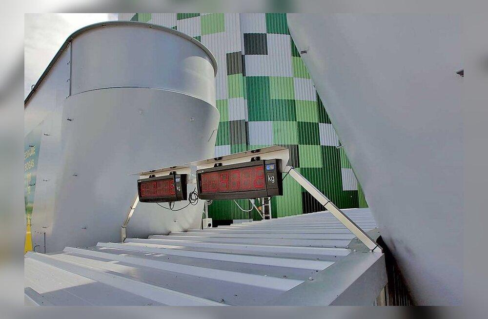 Tartu prügilasse rajatakse biogaasi tootmisjaam