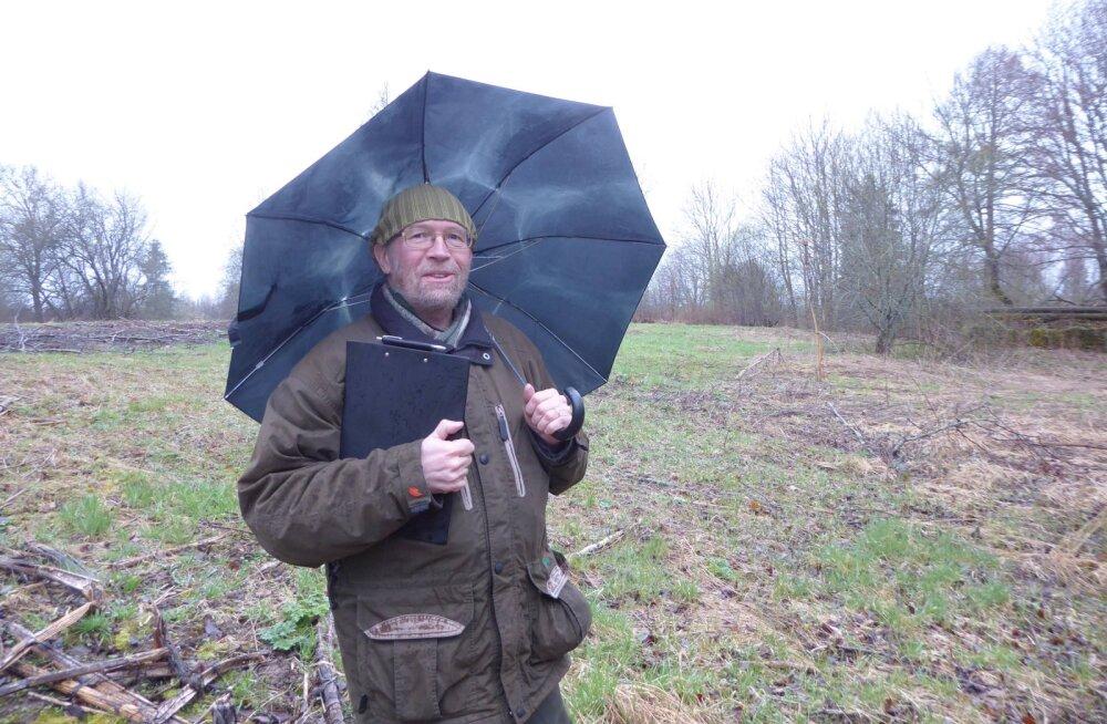 PRESIDENT TUNNUSTAB   Eerik Leibak - mees, kes tunneb Eesti loodust pääsukestest rahvusparkideni