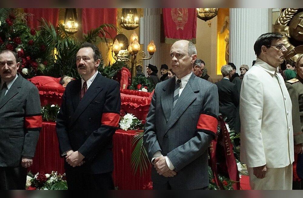"""""""Stalini surm"""". Huumor, mida Venemaa valitsus ei hinda, aga teised võiksid"""