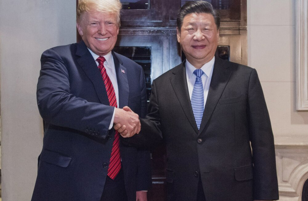 """""""Tariifimees"""" ja """"väga edukad kõnelused"""": USA-Hiina vaherahu tekitab küsimusi"""