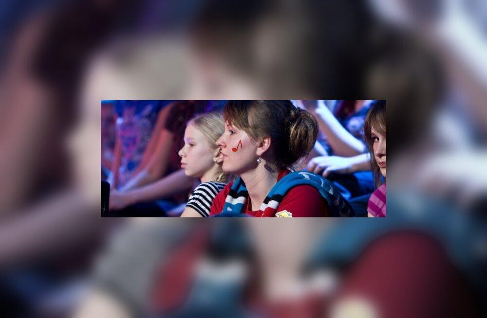 Laululahingu võitsid Tõrva tüdrukud!