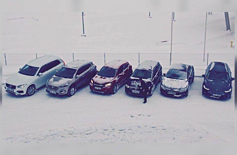 Talvesõidu ABC: viis nippi, kuidas kiirelt autoklaasid jääst puhtaks teha