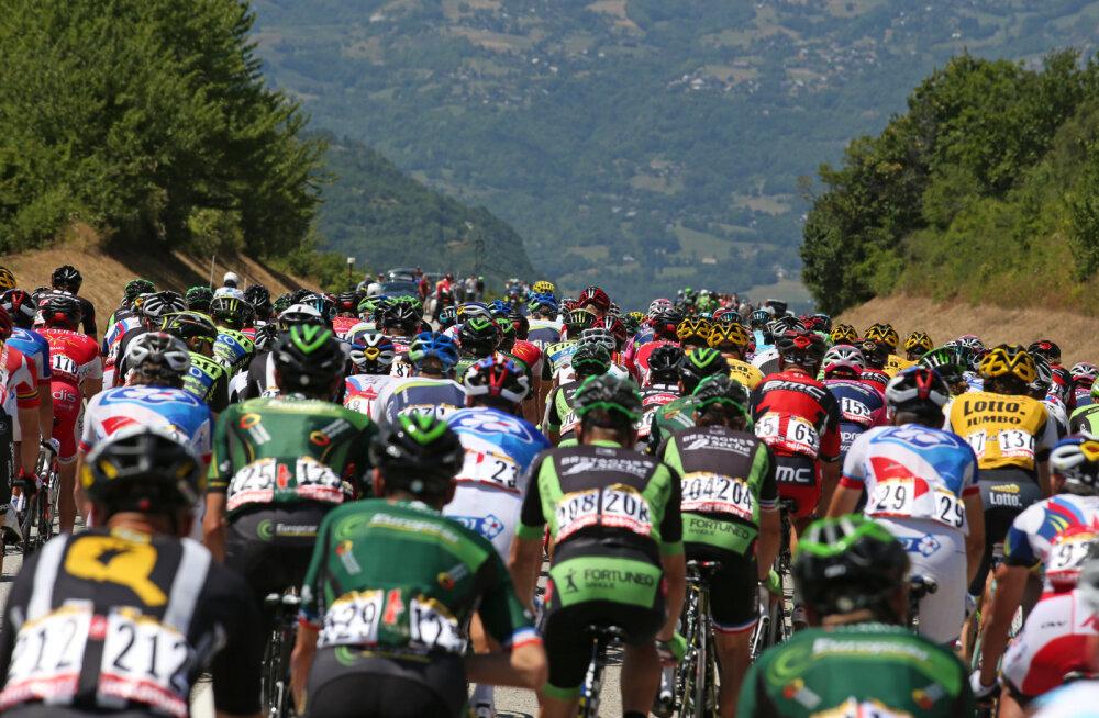 Tour de France'i lühimal etapil tehakse eksperiment