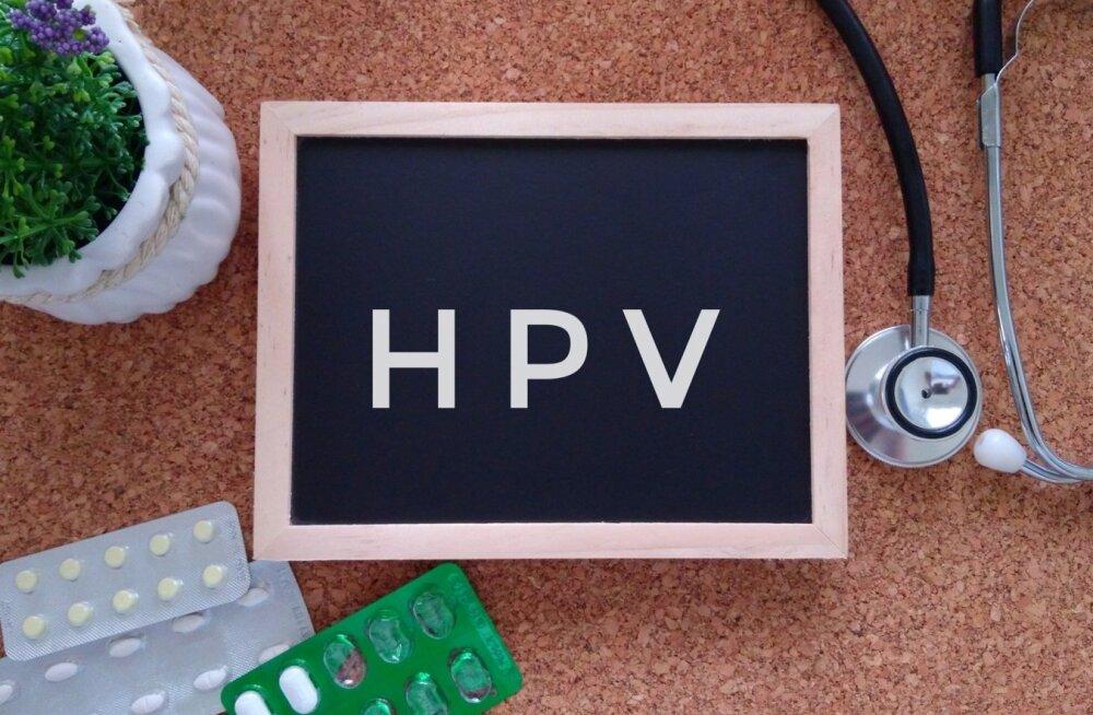 hpv viirus meestel