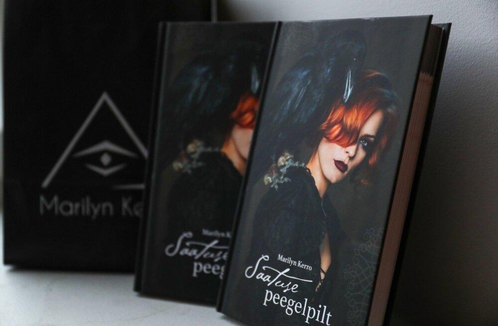 """Marilyn Kerro raamat """"Saatuse peegelpilt"""""""