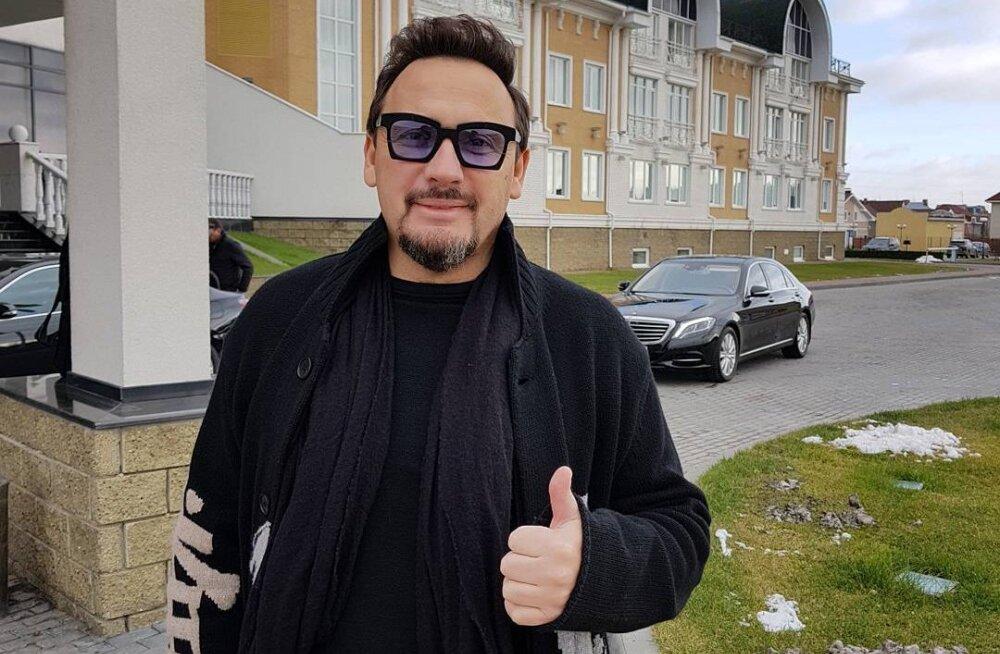 Стас Михайлов пожаловался на Россию в Европейский суд из-за Александра Реввы