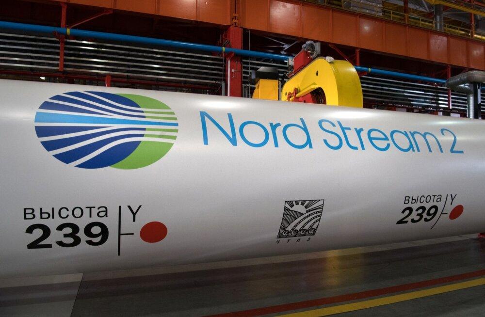 Ukraina, Moldova, Läti, Leedu ja Poola parlamentide spiikrid on allkirjastanud kirja Nord Stream 2 vastu