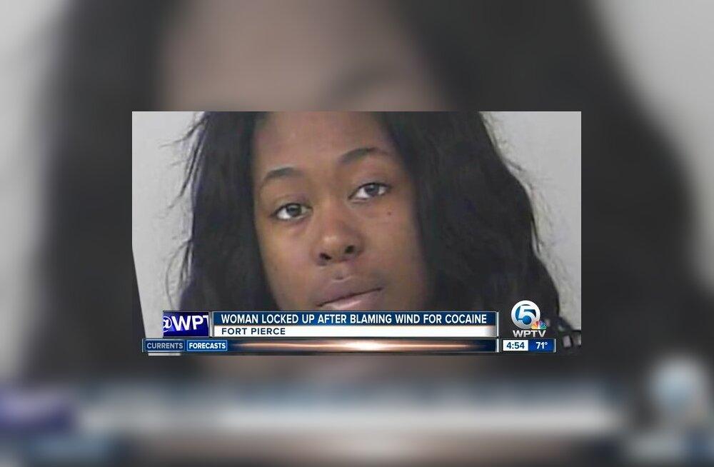 Kurioosne lugu! 26aastase naise käekotist leiti kokaiini ja vabandus, mille ta välja mõtles, on kulda väärt