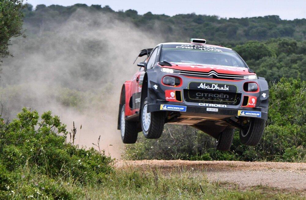 Selgus Citroeni tulevik WRC-s