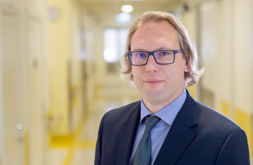 Как сберечь в системе здравоохранения Эстонии профессионалов в своей области?
