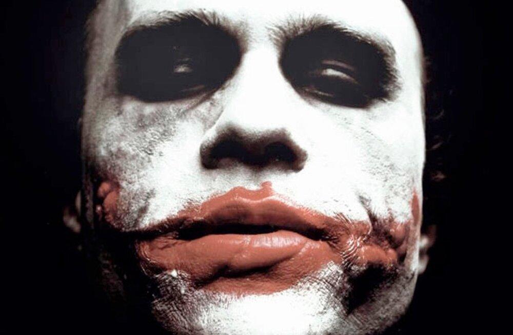 Heath Ledger, Batman, Pimeduse rüütel