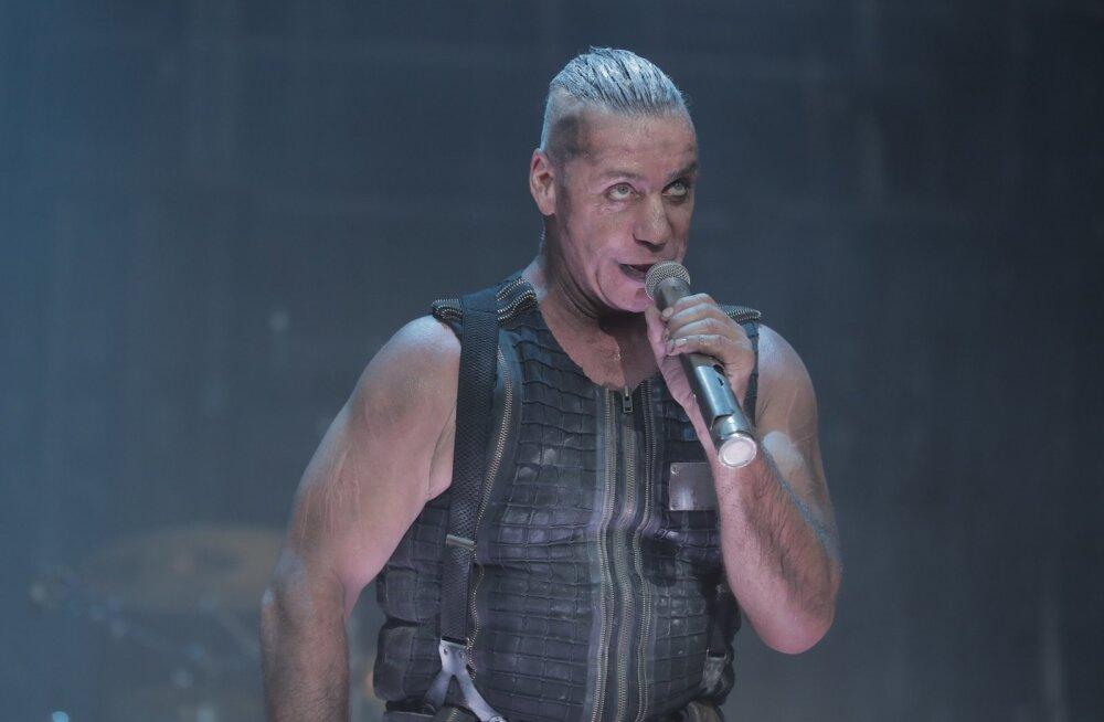 ГАЛЕРЕЯ: Rammstein в Таллинне! Смотрите фото с концерта