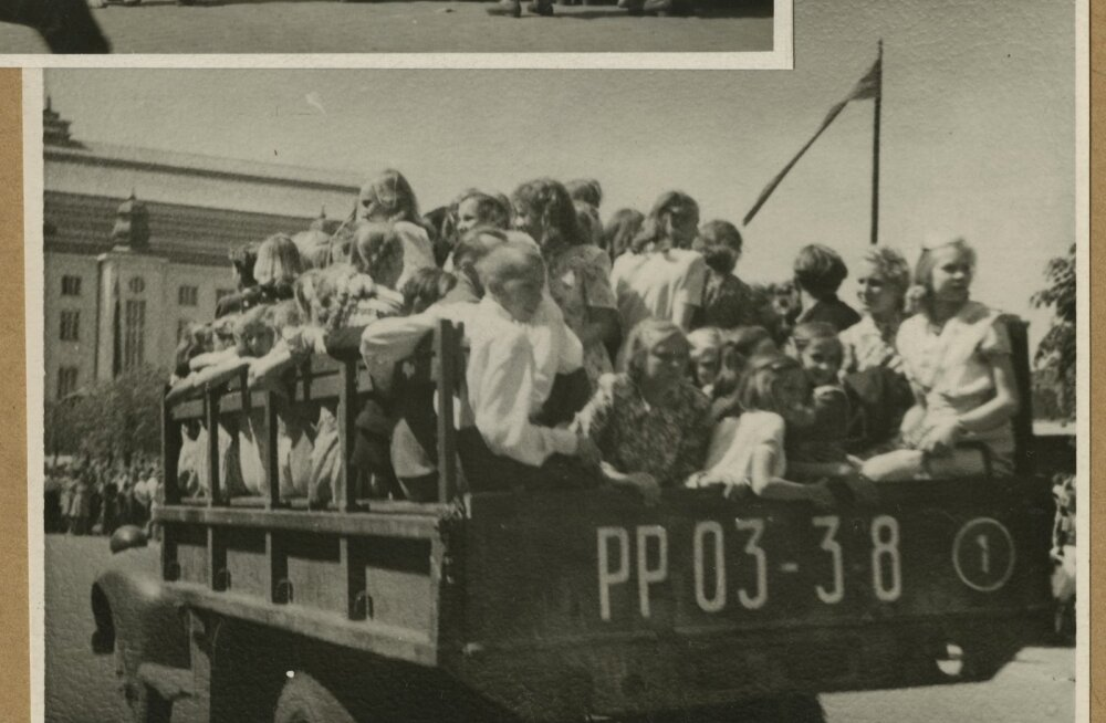 Noorte koorid toimetatakse laulupeoväljakule peaproovile