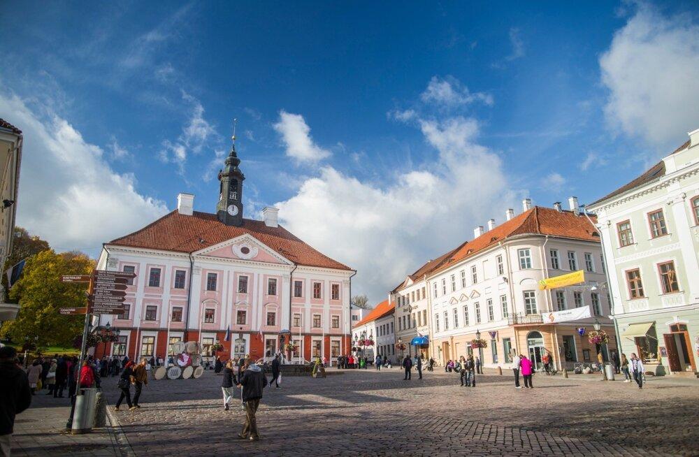 На два дня Тарту станет образовательной столицей Европы