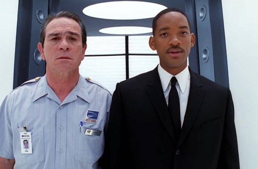 """""""Mehed mustas"""" naaseb kinodesse järgmise aasta suvel"""