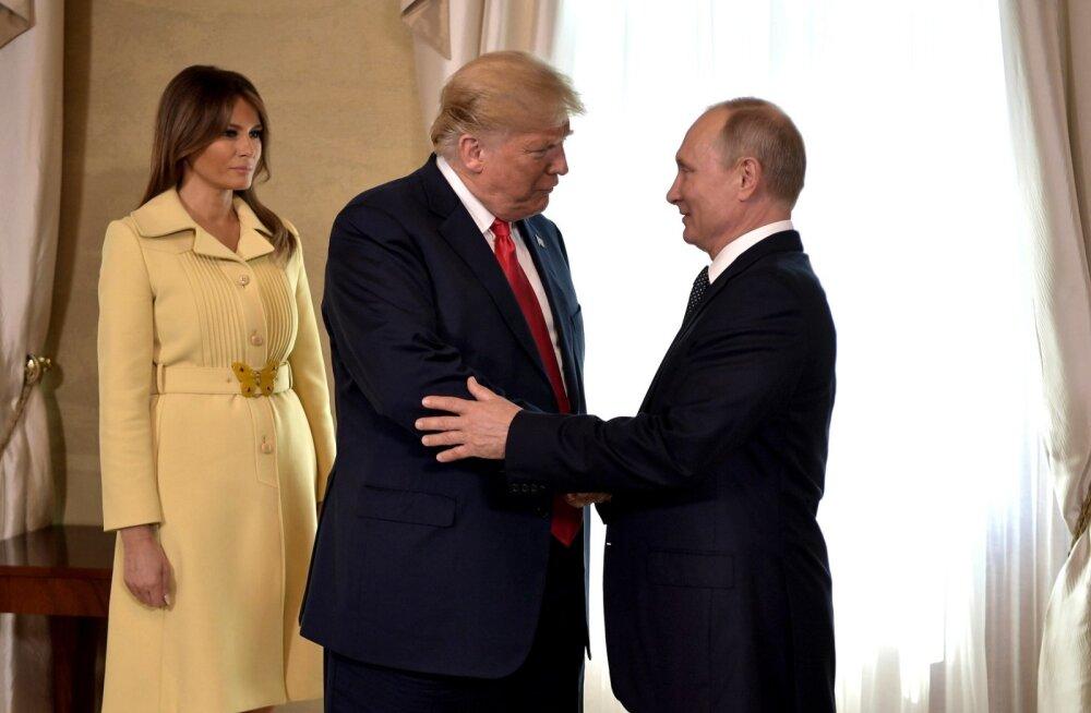 Karmo Tüür: Hillary Clintoni tegemisega pressikonverentsi peateemaks näitas Putin, et on meisterlik manipuleerija
