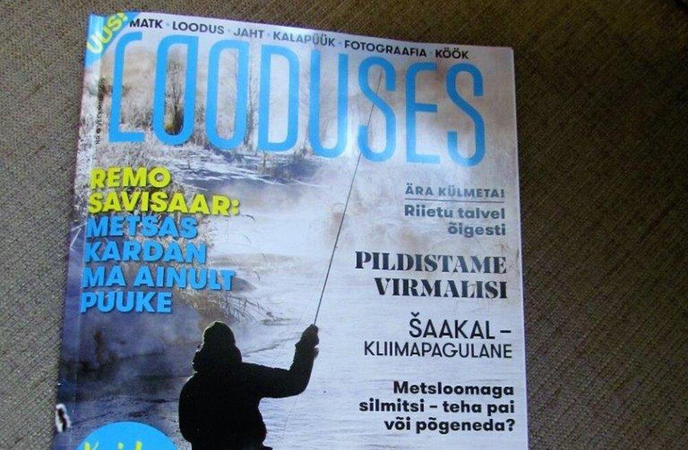 Leili metsalood | Loodusajakirjad õpetavad loodust hoidma