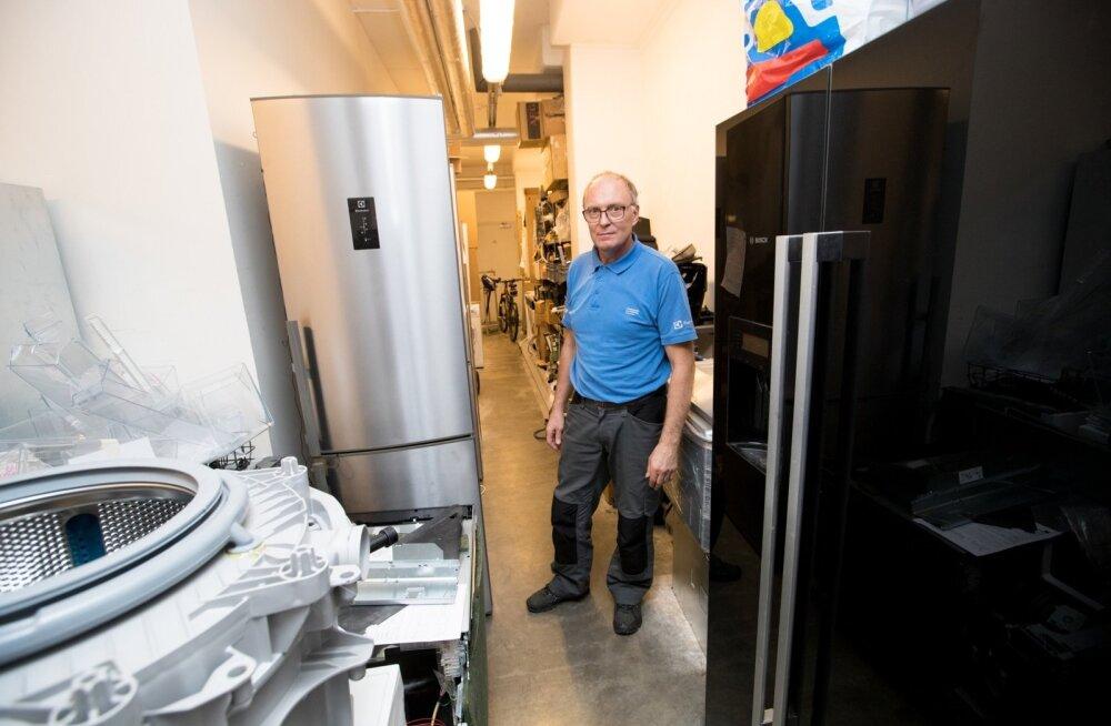 Firma Eliser spetsialist Toomas Jalakas kinnitab, et hooldusvaba püsib külmkapp eeldusel, et toiduosakesed ei satu selle süsteemi.