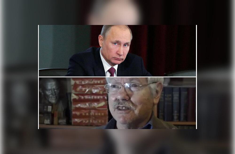 Критиковавший Путина журналист Николай Андрущенко скончался в Петербурге после нападения