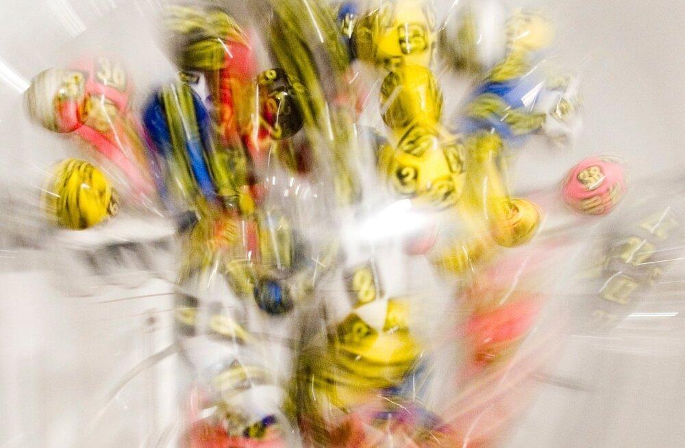 Õnnelik soomlane võitis loteriiga pea 16 miljonit eurot