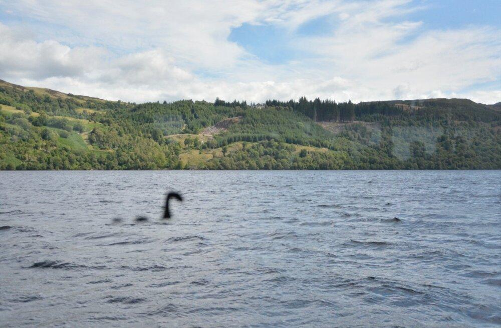 Loch Nessi järv