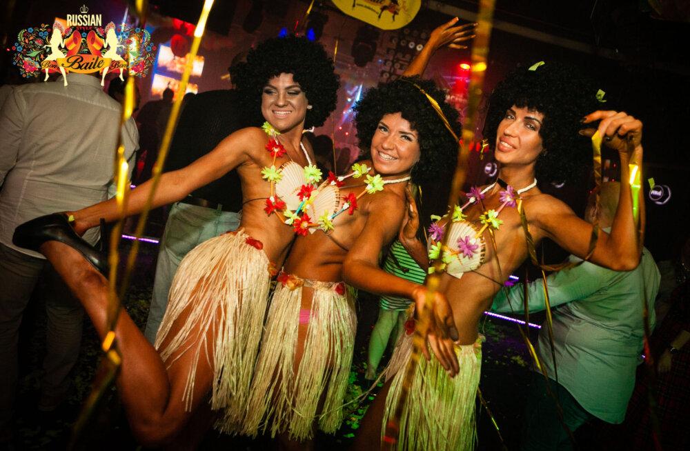 Самая веселая русская вечеринка города BAILE-bon Russian Style открывает летний сезон на новой террасе кафе Varblane!