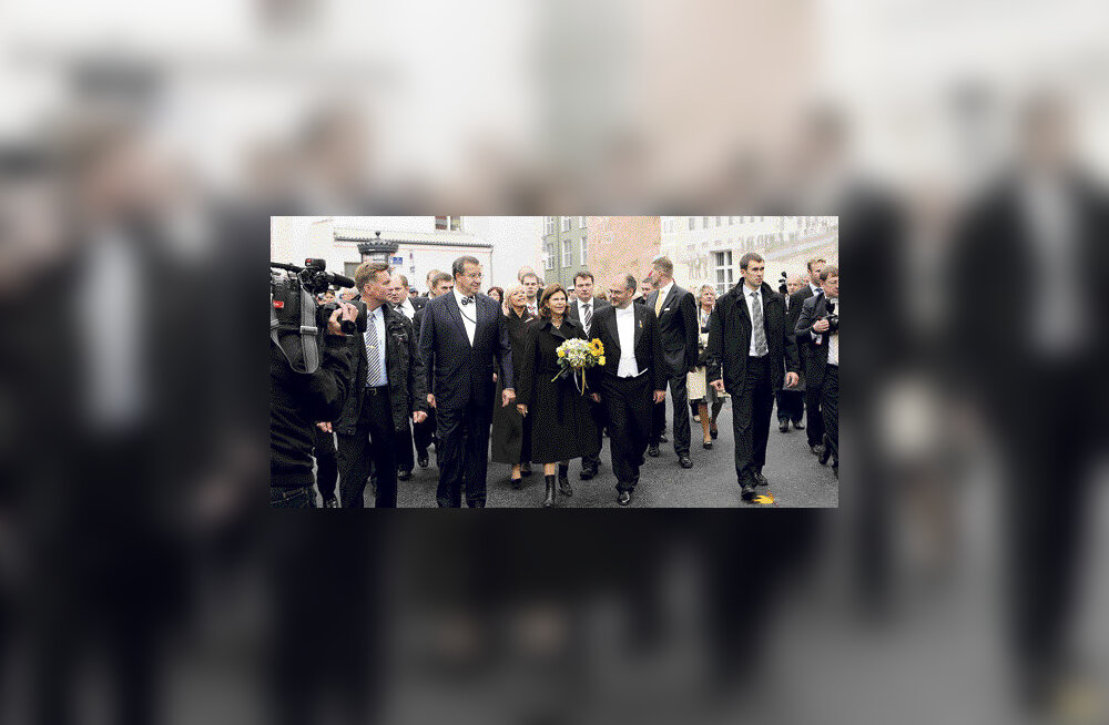 Rootsi kuninganna Silvia rääkis Tartust ja ülikoolist vaid ülivõrdes