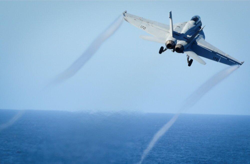 USA õhujõud ründavad peale ISIS-e järjest sagedamini ka Bashar al-Assadi toetajaid.