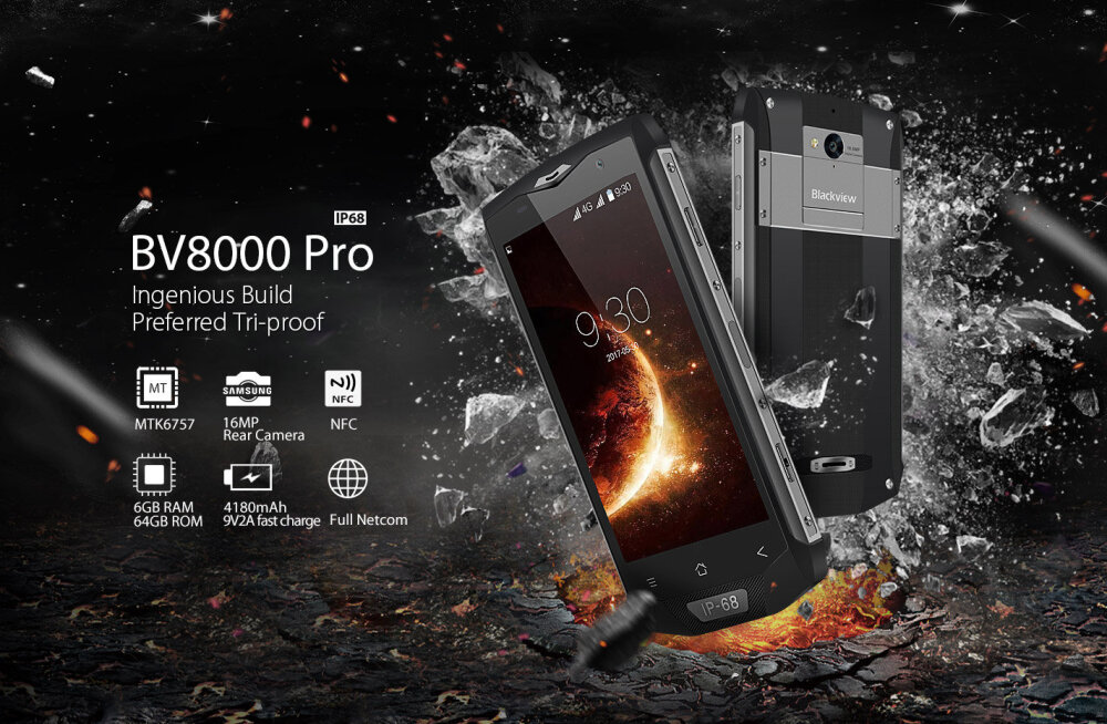 Forte testib: vastupidavustelefon tavaliselt head pilti ei tee, kas Blackview BV8000 Pro ületab ootusi?