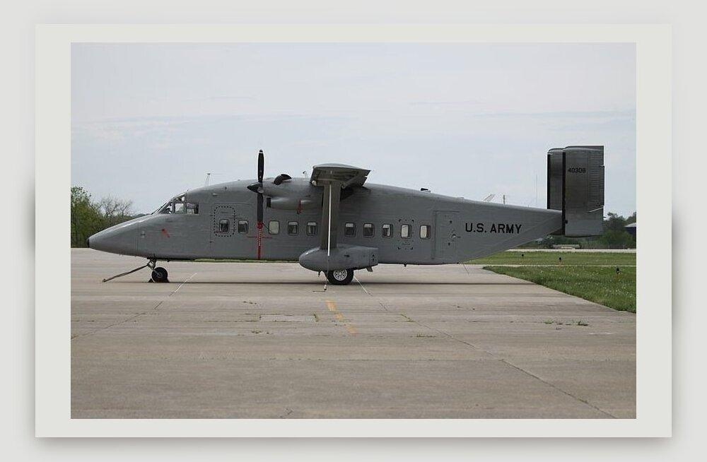 Eesti õhuväele kingitakse kaks lennukit