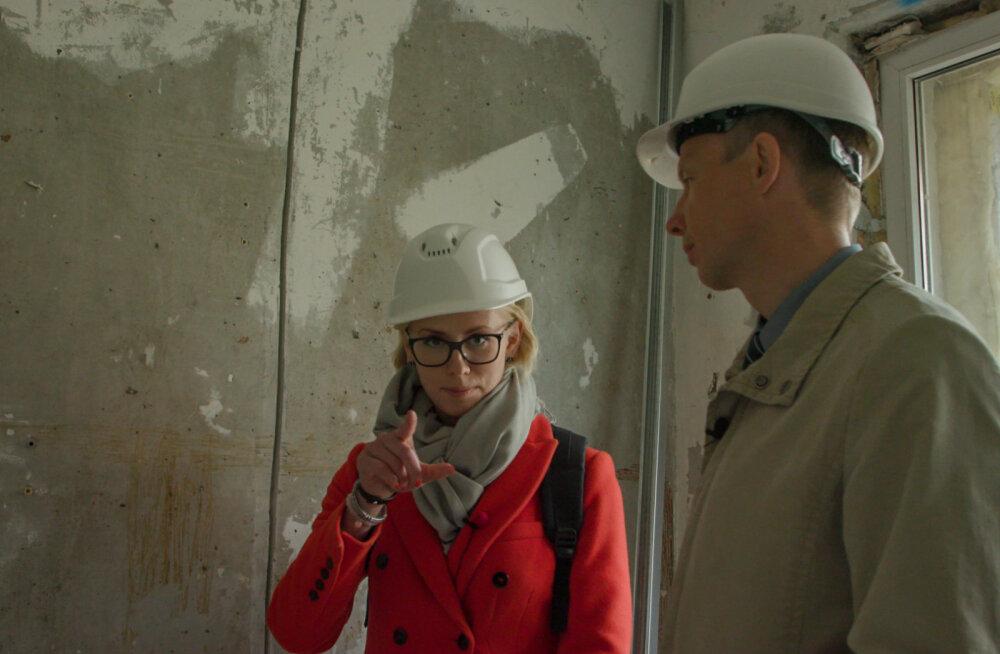TTÜ teadlaste väljakutse: teha vanast paneelmajast liginullenergia maja
