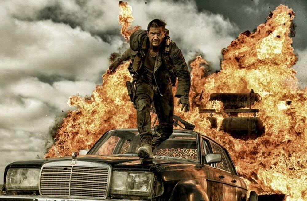 """Globaalne soojenemine muutis kultusfilmi """"Mad Max: Raevu tee"""" võttepaika"""