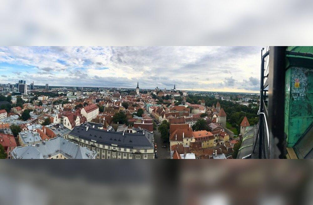 ФОТО читателя Delfi: Здесь должен побывать и турист, и житель Таллинна