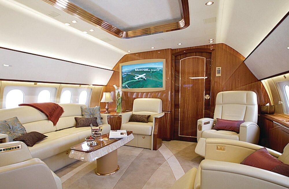 VÄIKE VAHELDUS | On sul mõni miljon üle? Mine siis maailma kõige luksuslikumale reisile!
